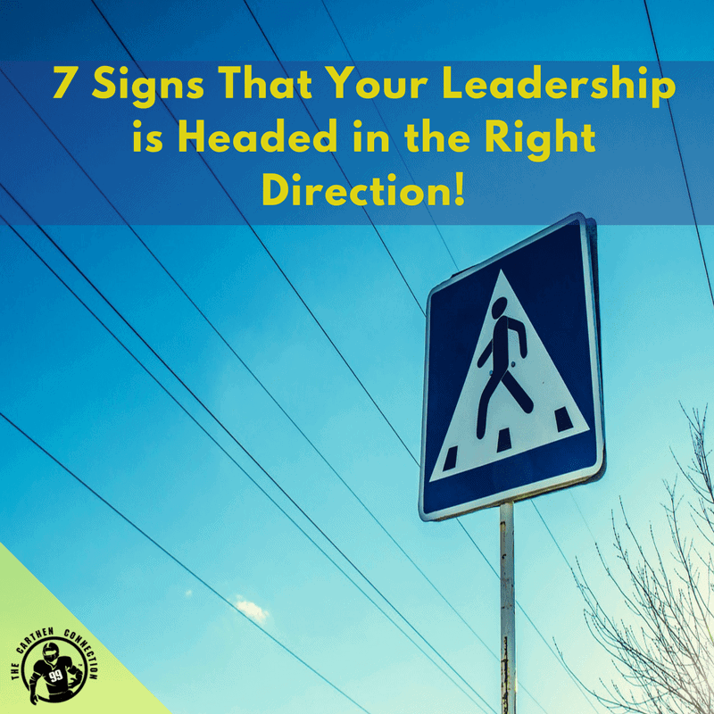 Dr. Jason Carthen: 7 signs