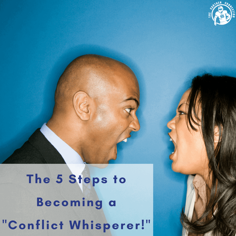 Dr. Jason Carthen: Conflict Whisperer