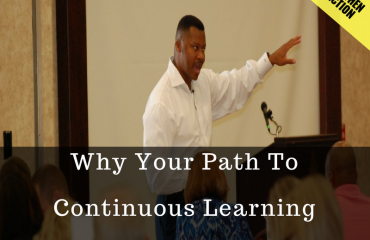 Dr. Jason Carthen: Continuous Learning