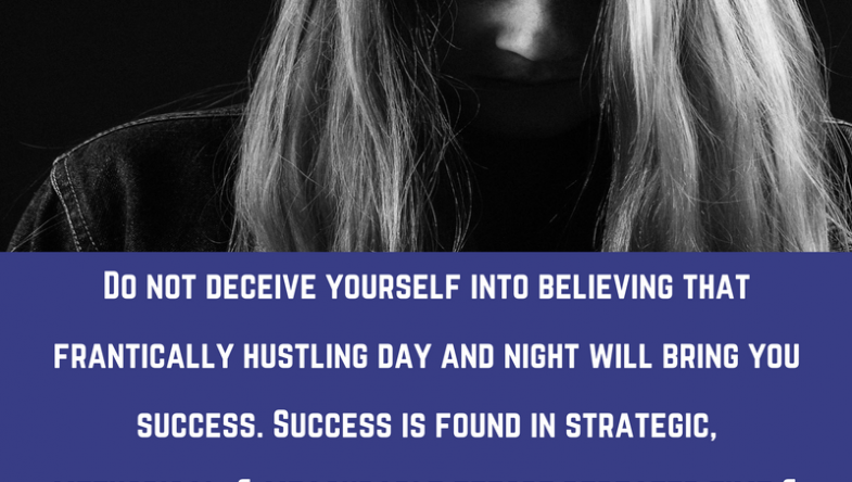 Dr. Jason Carthen: Hustle