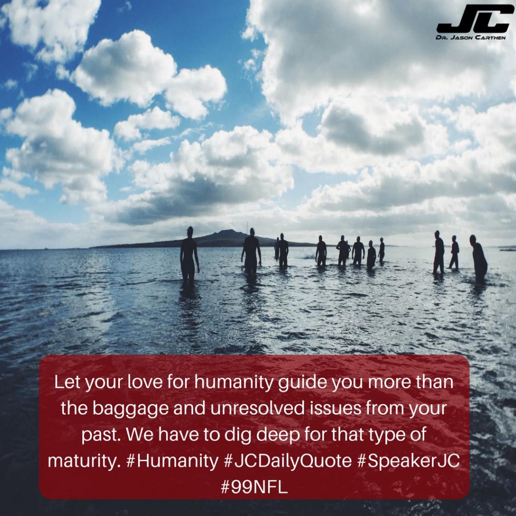 Dr. Jason Carthen: Humanity