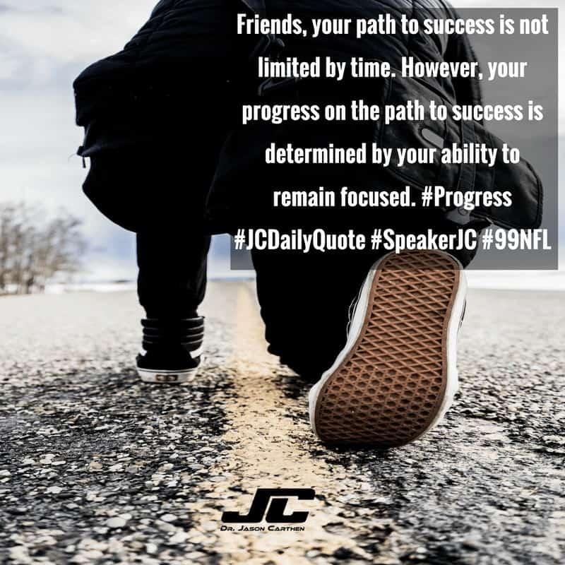 Dr. Jason Carthen: Progress