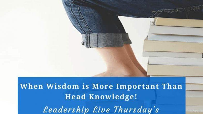 Leadership Live Thursdays-4.27.2017