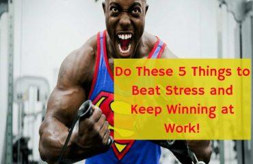 Dr. Jason Carthen: Keep Winning at Work