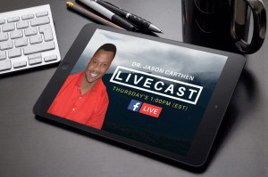 Dr. Jason Carthen: Leadership Live Thursdays LiveCast