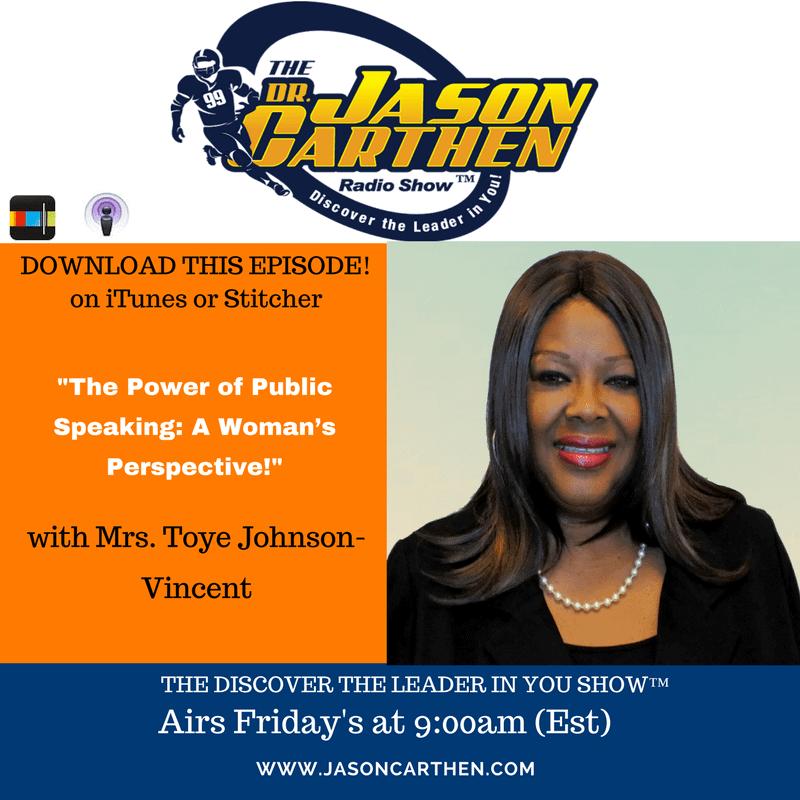 Dr. Jason Carthen: Podcast_Toye Johnson-Vincent