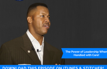 Dr. Jason Carthen: The Power of Leadership