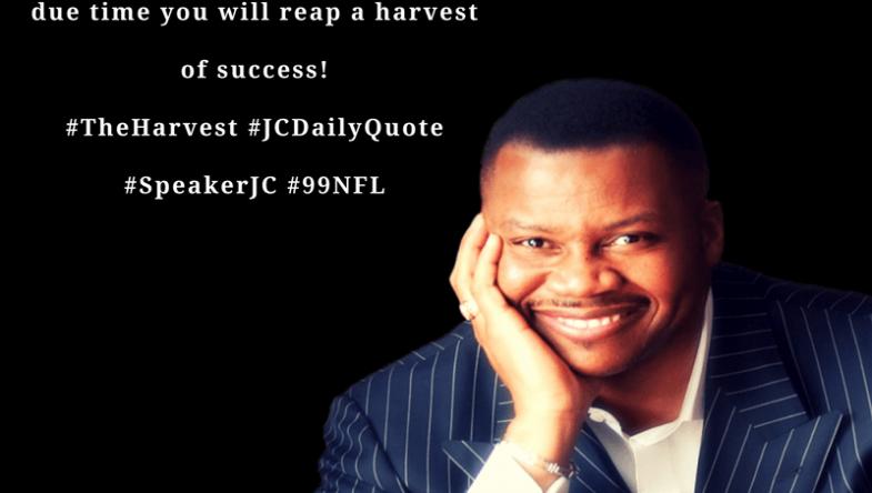 Dr. Jason Carthen: The Harvest