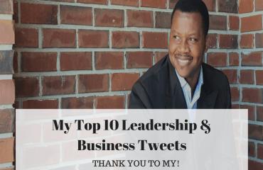 Dr. Jason Carthen: Blog Top Ten Twitter Posts