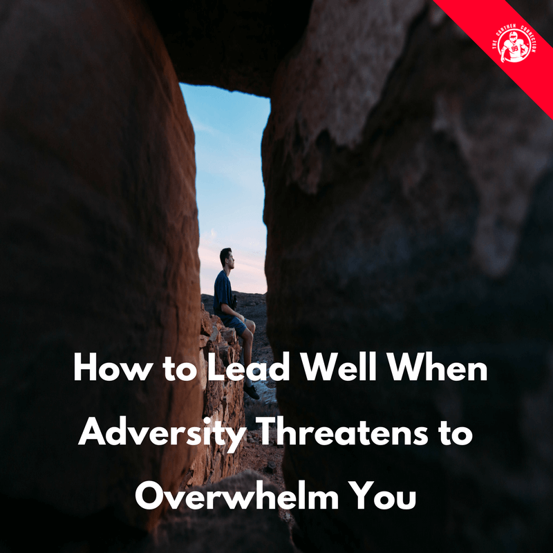Dr. Jason Carthen: When Adversity Threatens