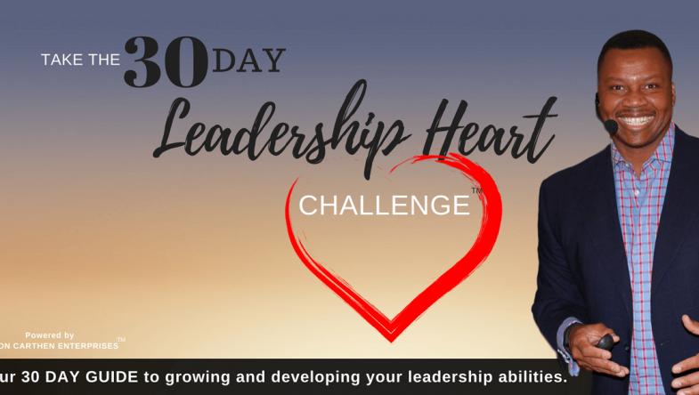 30 DAY Leadership Heart Challenge