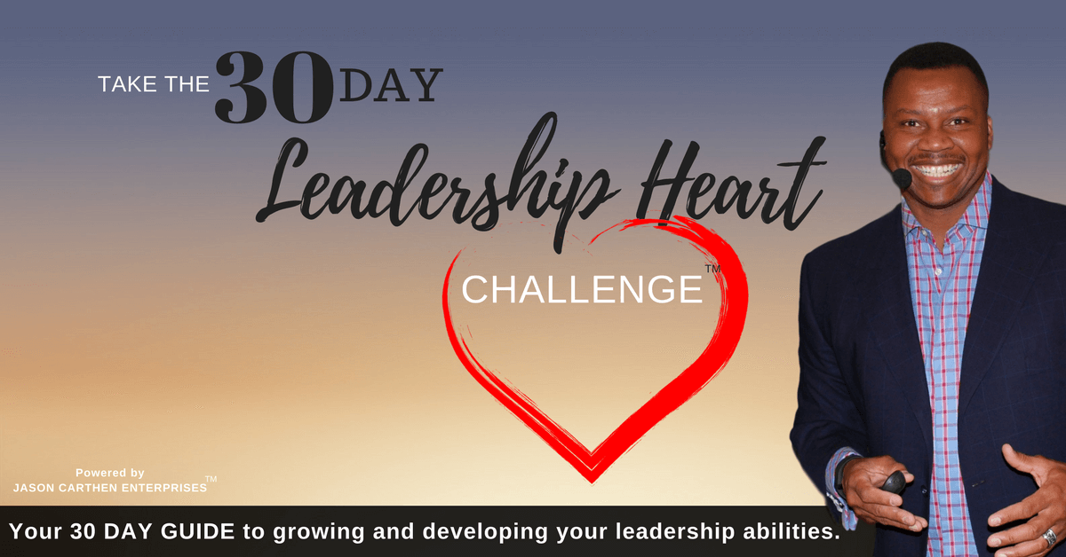 30 DAY Leadership Heart Challenge