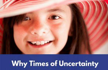 Dr. Jason Carthen: Uncertainty