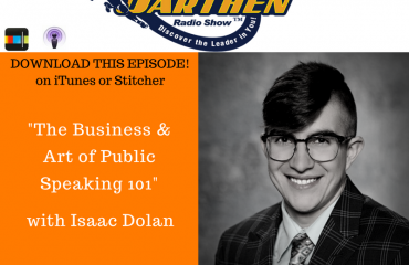 Dr. Jason Carthen: Isaac Dolan
