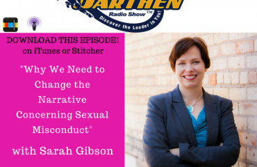 Dr. Jason Carthen: Changing the Narrative Misconduct