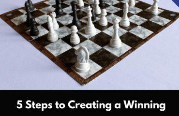 Dr. Jason Carthen: Winning Strategy