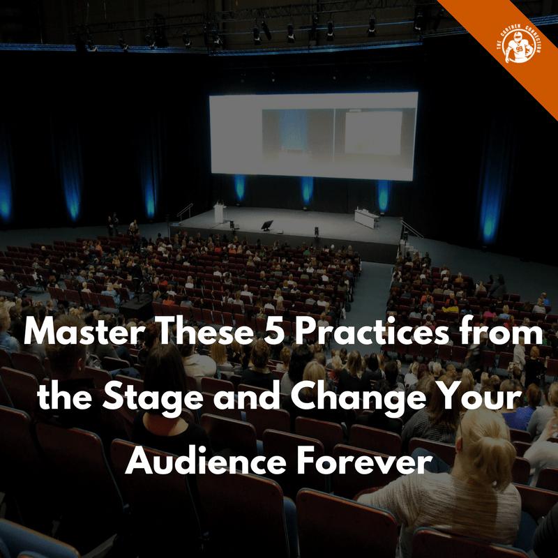 Dr. Jason Carthen: Masterthe Stage