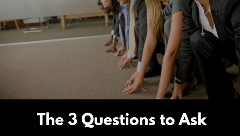 Dr. Jason Carthen: Ask yourself 3 questions