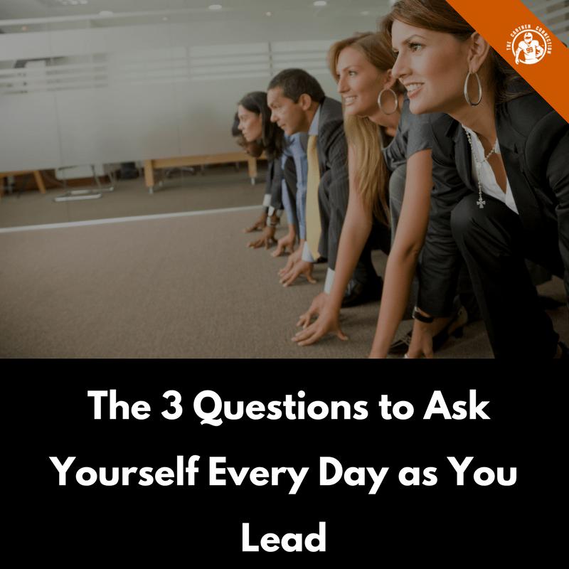 Dr. Jason Carthen: Ask yourself 3 questions