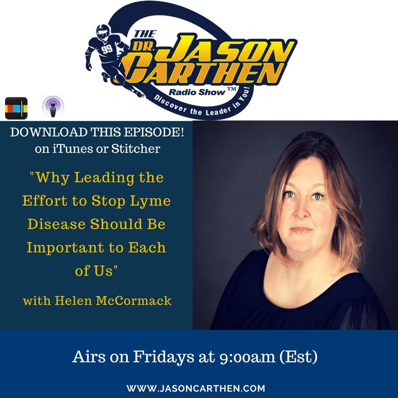 Dr. Jason Carthen: Podcast