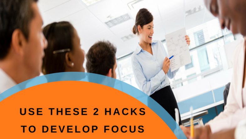 Dr. Jason Carthen: Use These 2 Hacks to Develop Focus That Kills Mediocrity and Welcomes Success!