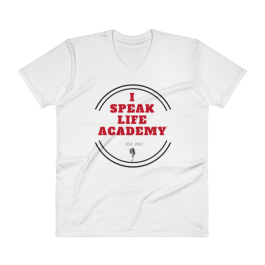 The I Speak Life Academy Comfort Shirt