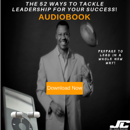 52 Ways To Tackle Leadership for Your Success! (Audio Book)