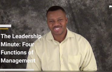 Four Functions of Management